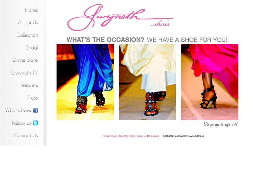 Gwyneth Shoes